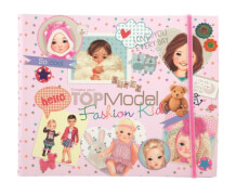 Depesche 7981 Create your TOPModel Fashion Kids - Malbuch