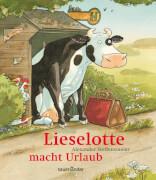 Lieselotte macht Urlaub. Minibilderbuch