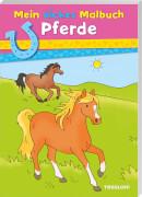 Tessloff Mein dickes Malbuch Pferde