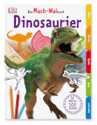 Das Mach-Malbuch - Dinosaurier
