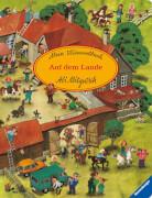 Ravensburger 43491 Mein Wimmelbuch: Auf dem Lande