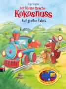 Der kleine Drache Kokosnuss Spielbuch - Auf großer Fahrt 06/15