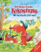 Der kleine Drache Kokosnuss Spielbuch - Wo versteckt sich 05/15