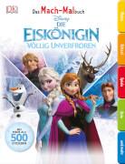 Disney Frozen - Die Eiskönigin Dorling Kindersley Das Mach-Malbuch