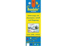 Arena Bandolo  Set 53: Unterwegs mit Eisenbahn, Schiff und Flugzeug