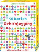 50 Karten Gehirnjogging