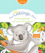 Lieblingsblock - Schwungübungen und erste Buchstaben