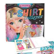 Depesche 5469 TOPModel T-Shirt Designer - Malbuch