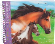 Depesche 5488 Horses Dreams Pocket Malbuch