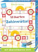 50 Karten: Zahlenrätsel