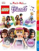 Das Mach-Malbuch LEGO FRIENDS