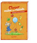 Loewe Clever malen - Übungen für den Schulstart