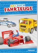 Tessloff Malbuch Fahrzeuge