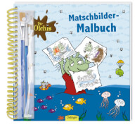 Olchi Matschbilder-Malbuch