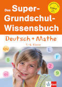 Das Super Grundschul-Wissensbuch Mathe / Deutsch