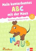 Maus - Kunterbuntes ABC
