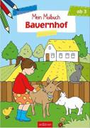 Malbuch ab 3: Bauernhof