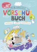 Ravensburger 41541 M. gr. Vorschulbuch - H16
