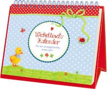 Wickeltisch-Kalender BabyGlück