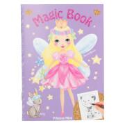 Depesche 8437 Princess Mimi Mini Malbuch mit  Magicseiten