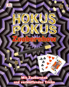 Buch Hokuspokus Zaubershow