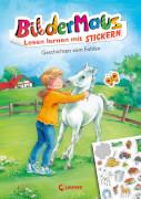 Loewe Bildermaus Lesenlernen mit Stickern - Geschichten vom Fohlen