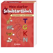 Loewe Schulstartblock - Buchstaben und Schreiben
