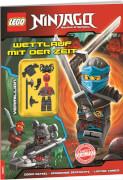 LEGO® Ninjago - Wettlauf mit der Zeit - Rätselbuch mit Minifigur