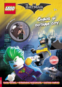 LEGO® Batman Movie - Chaos in Gotham City - Rätselbuch mit Minifigur