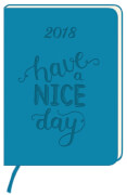 Kalender 2018 Have a nice day!