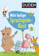 Duden Mein lustiger Sprachspiele-Block
