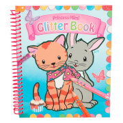Depesche 8982 Princess Mimi Glitter Book Malbuch