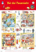 Mein Lernposter: Bei der Feuerwehr