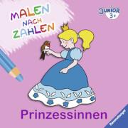 Ravensburger 55779 Malen nach Zahlen junior: Prinzessin