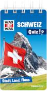 Tessloff WAS IST WAS Quiz Schweiz