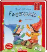 Copp. Kinderzimmer-Bibliothek: Meine liebsten Fingerspiele