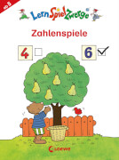 Loewe Lernspiel Zwerge Mal- und Rätselblock - Zahlenspiele