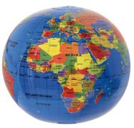 Aufblasbarer Globus glänzend