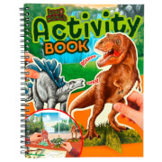 Depesche 6640 Dino World Activity Book