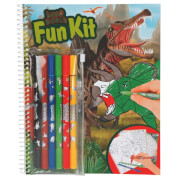 Depesche 6693 Dino World Fun-Kit