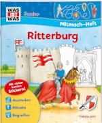 Tessloff WAS IST WAS Junior Mitmach-Heft Ritterburg