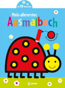 Mein allererstes Ausmalbuch (Marienkäfer)