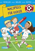 Pixi kreativ 107: Malspiele für Kicker: Spielen, Malen, Raten wie die Weltmeiste