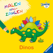 Ravensburger 55521 MnZ junior: Dinos - F18