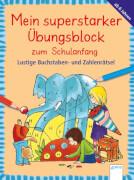 Arena - Mein superstarker Übungsblock für den Schul. Taschenbuch, 192, ab 6-8 Jahren. Barnhusen, Friederike/Thabet, Edith.