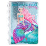 Depesche 10036 Fantasy Model Malbuch MERMAID