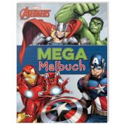 The Avengers - Mega-Malbuch