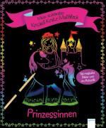 Dehmer, Nicola: Mein schönster Krickel-Kratz-Malblock  Prinzessinnen