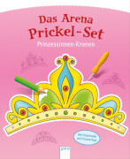 Das Arena Prickel-Set  Prinzessinnen-Kronen