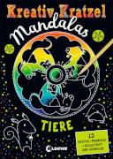 Loewe Kreativ-Kratzel Mandalas: Tiere